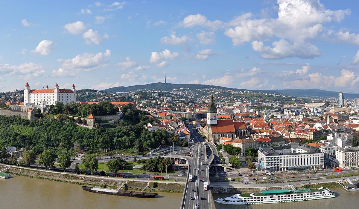 Bratislava River Cruises