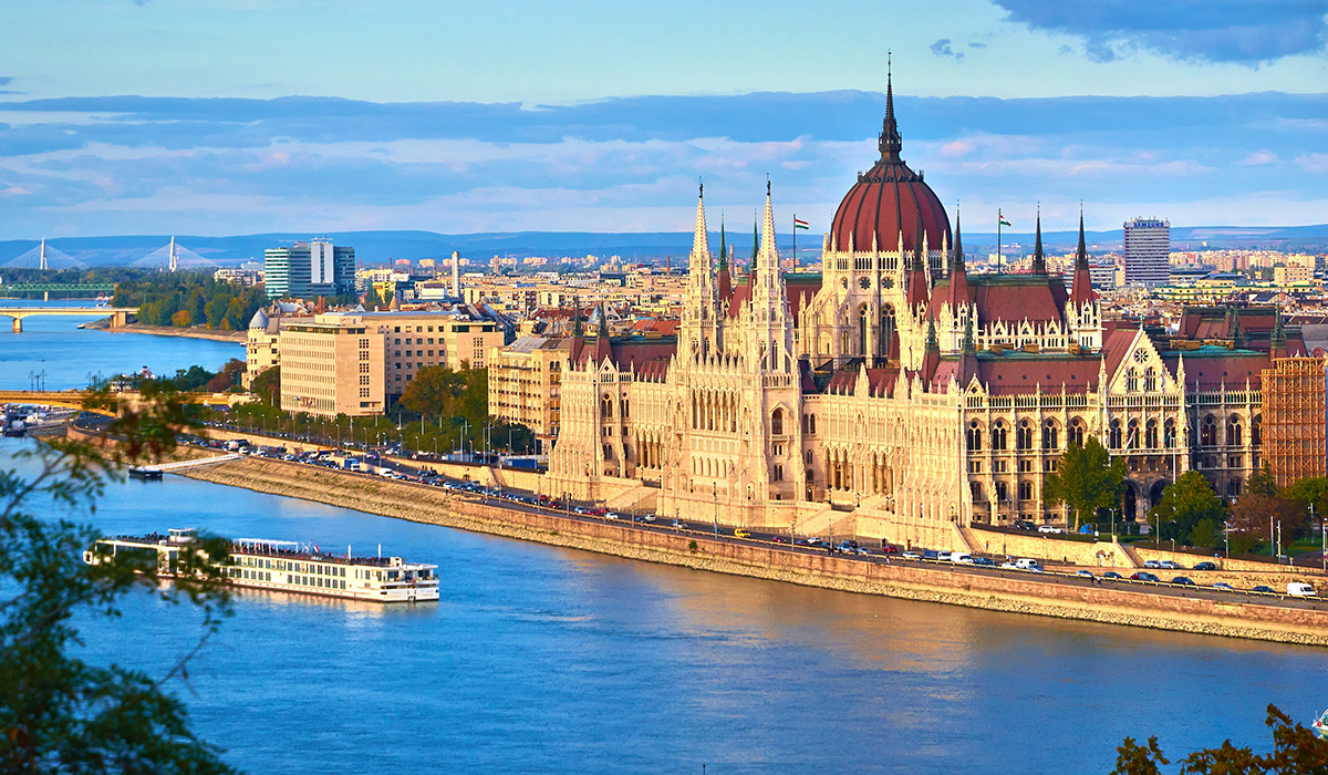 Central Europe River Cruises