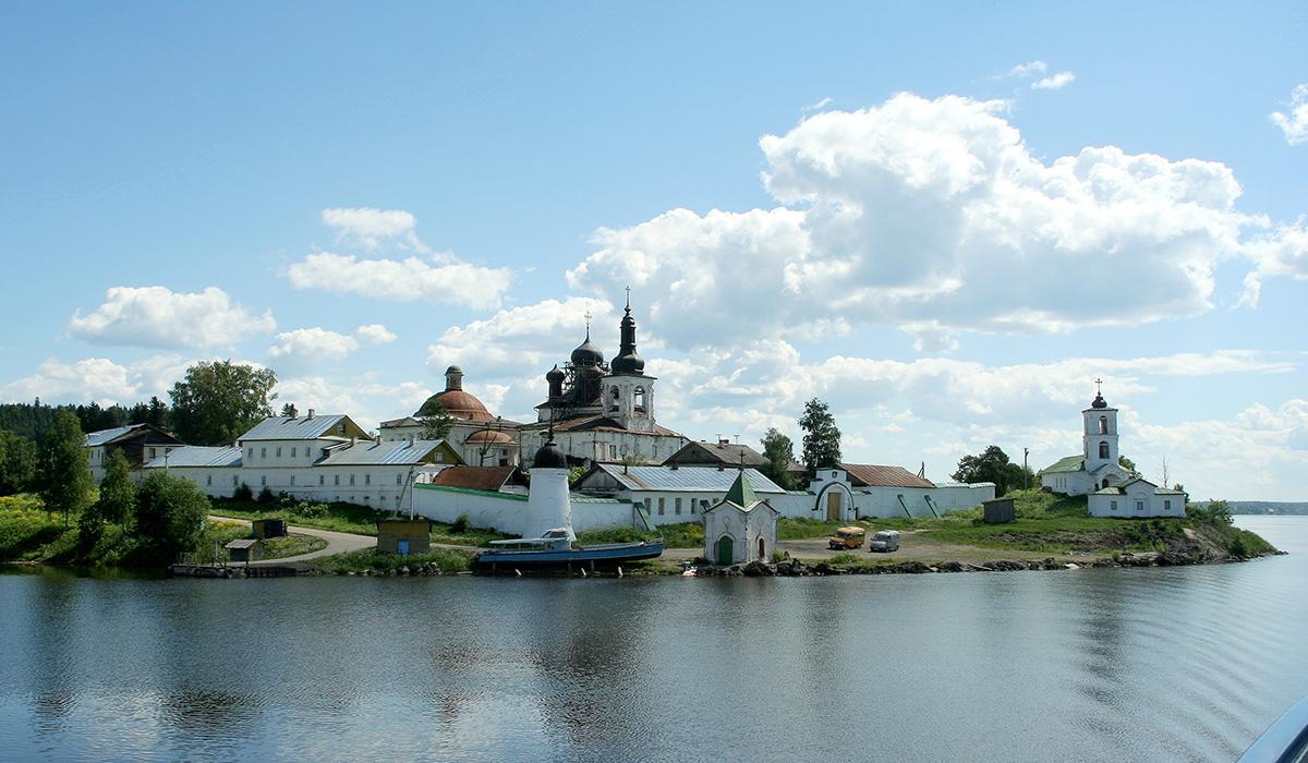 Goritsy River Cruises