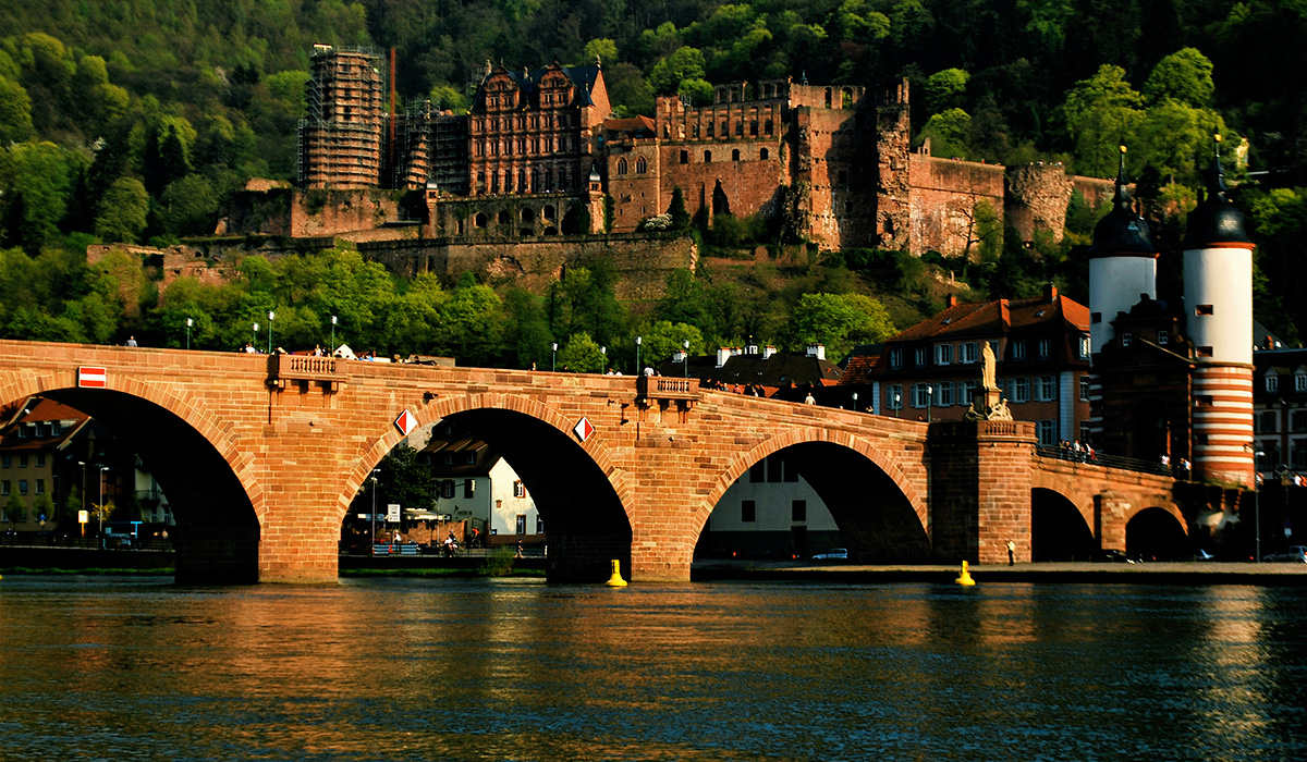 Heidelberg River Cruises