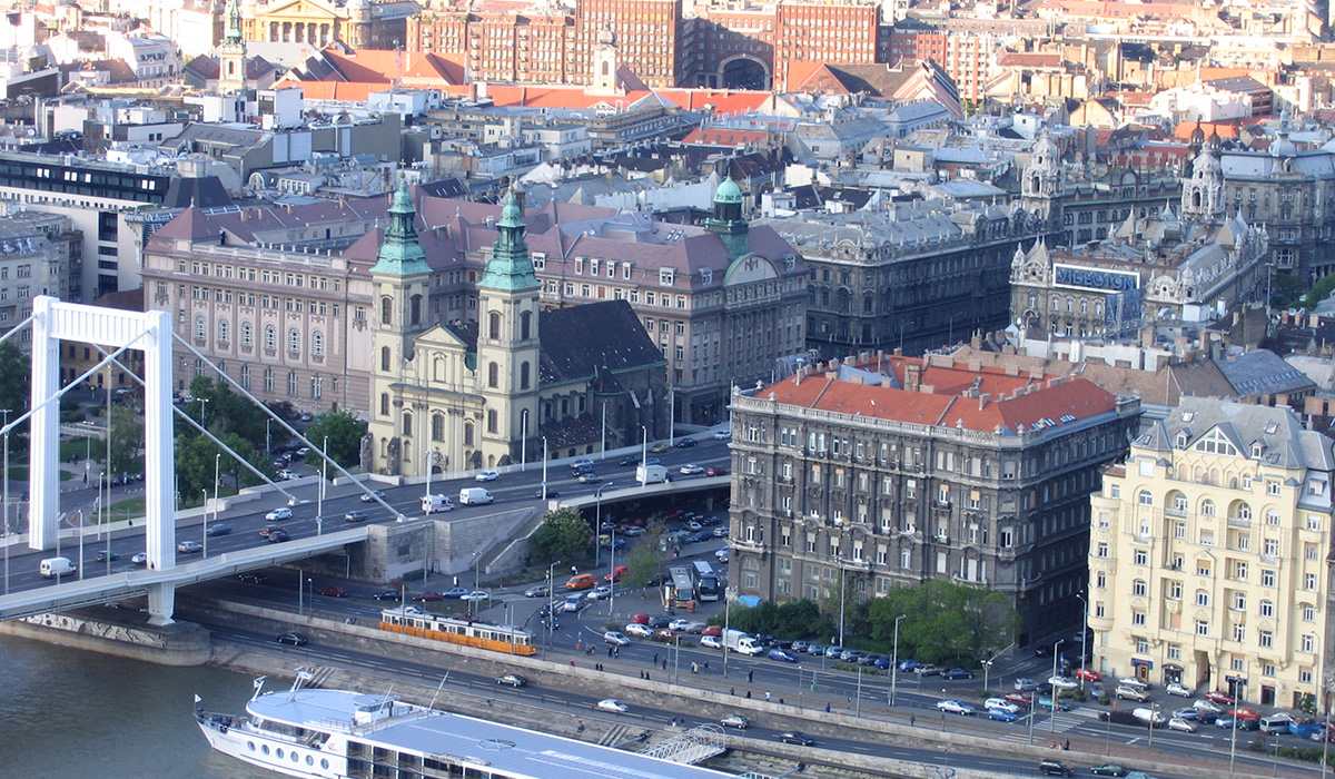 Hungary River Cruises