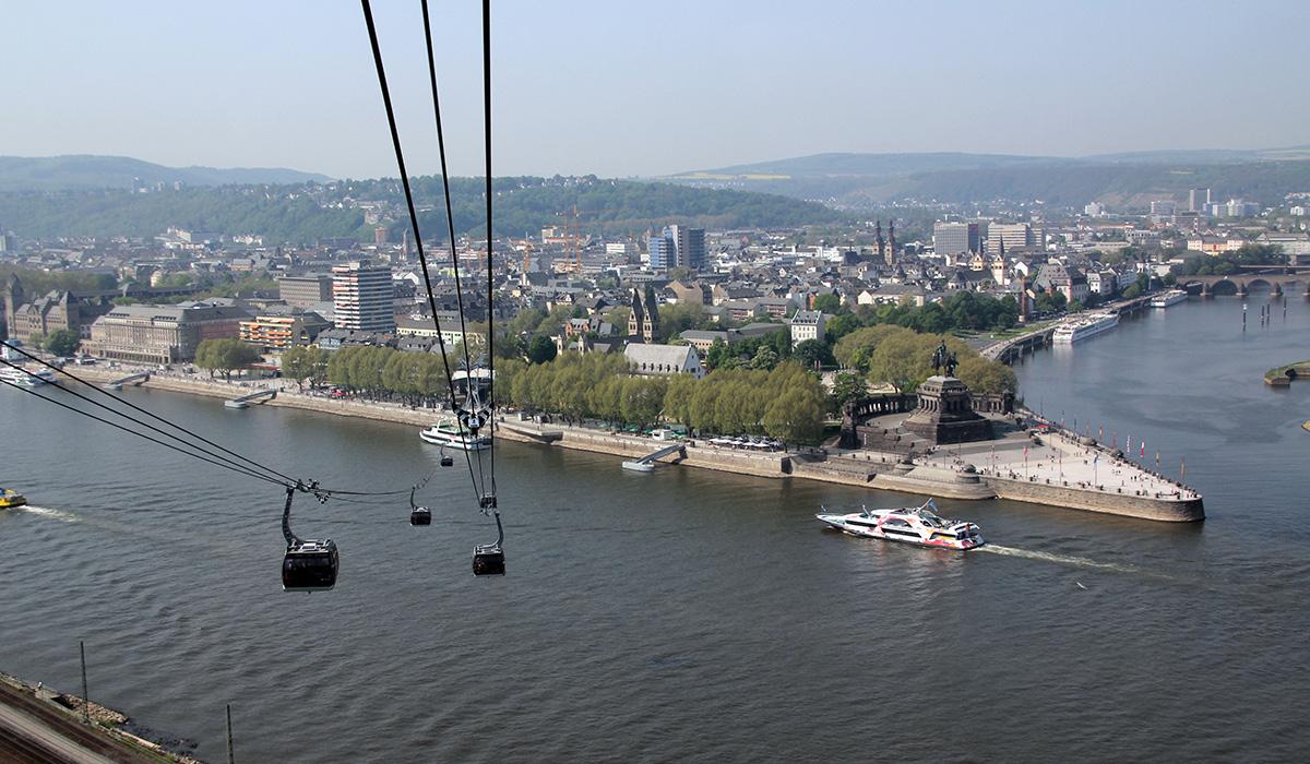 Koblenz River Cruises