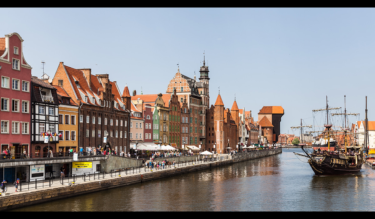 Poland River Cruises