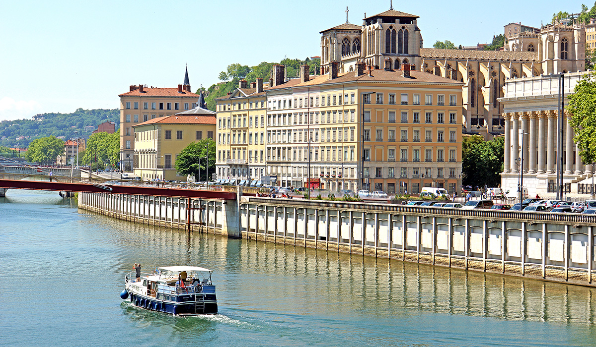 Rhone and Saone River Cruises