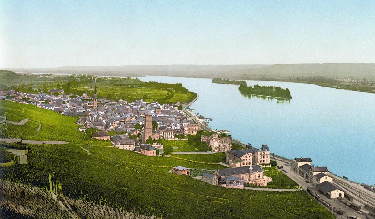 Rüdesheim River Cruises