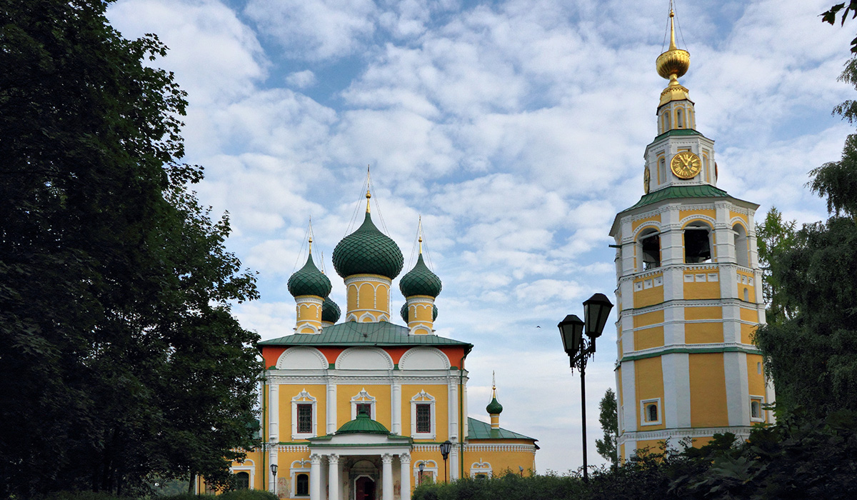 Uglich River Cruises